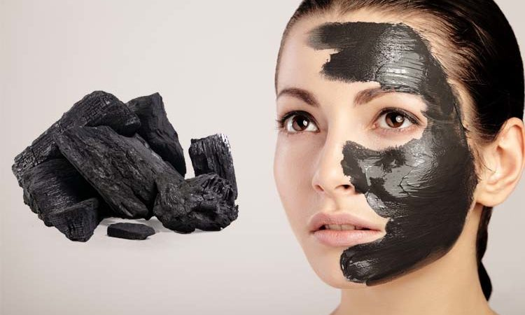 Activated charcoal beauty hacks