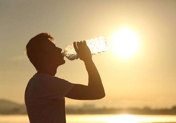 10 easy ways to beat the heat