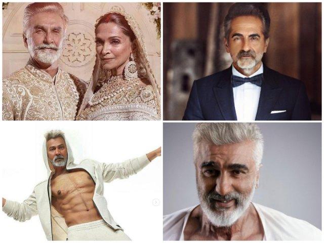 Faceapp old age filter is going viral on social media platforms