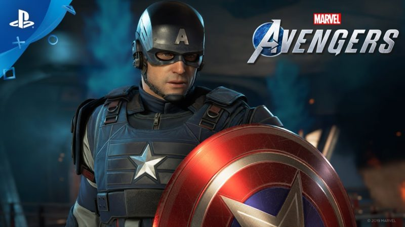 The video game Avengers to launch May 2020, trailer released
