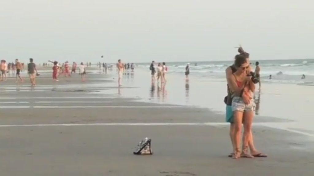 """Foreigner-only"" beaches of Goa"