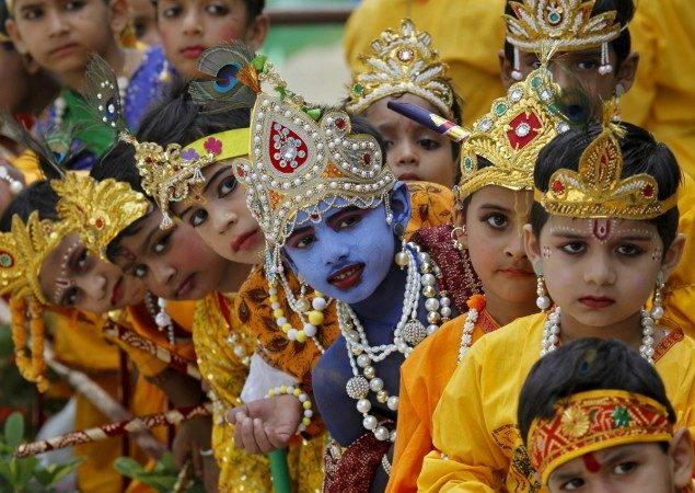 7 decorating ideas for Janmashtami