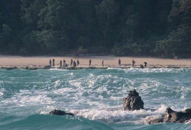 North Sentinel Island, Andaman