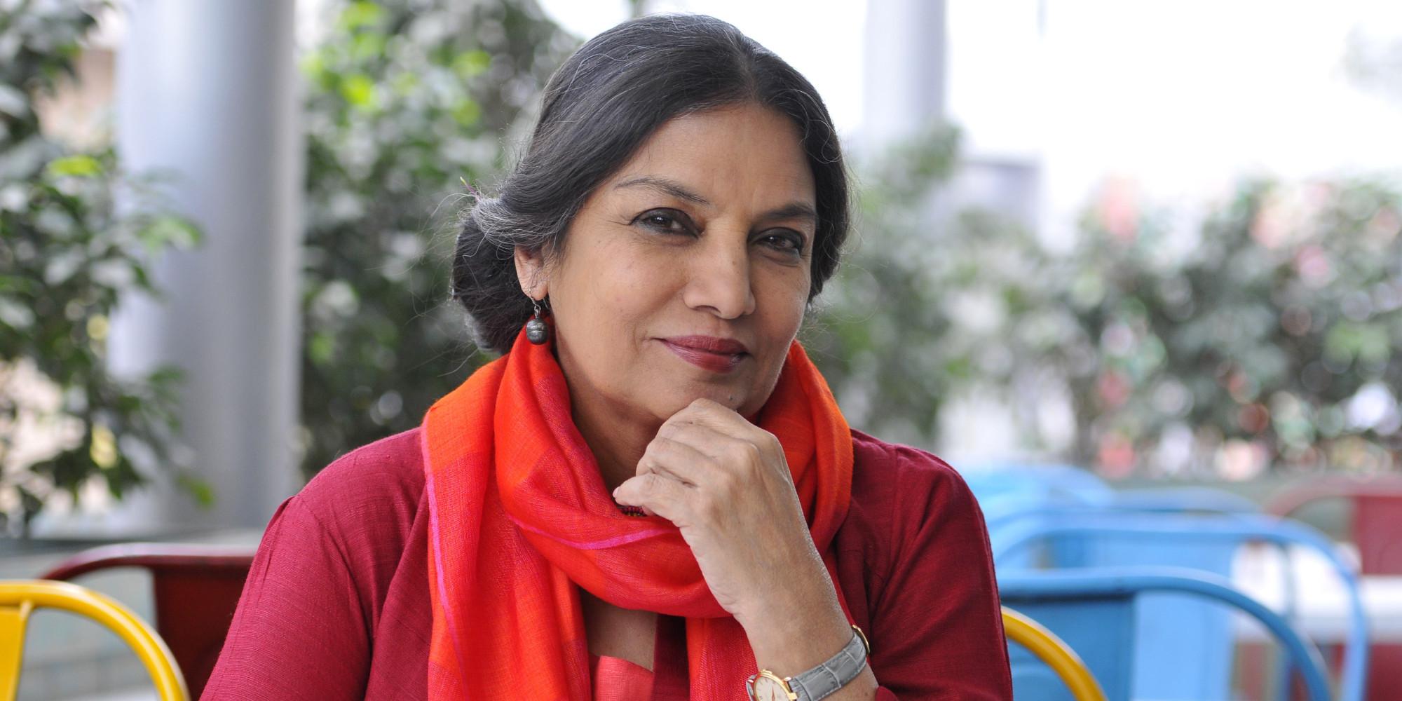 Shabana Azmi to work with Spielberg