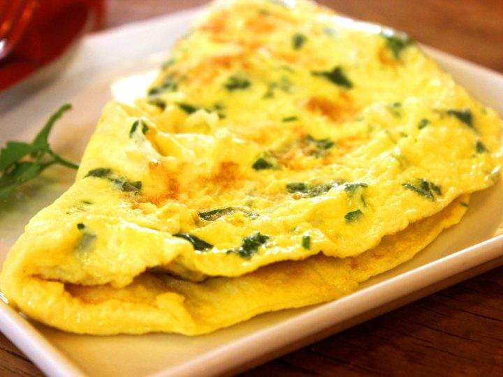 Cheese Omelet recipe How to make Cheese Omelet