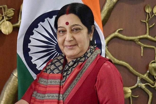 Sushma Swaraj passes away at 67