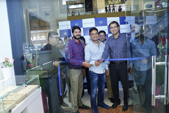 Bluestone joins the jewellery market of Gurugram, the first-of-its-kind store is launched