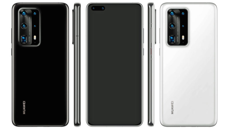 HUAWEI P40 Pro: Smartphone Features