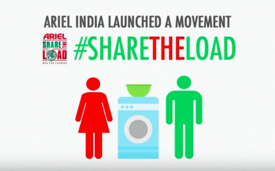 Ariel Releases #ShareTheLoad ASMR Video on International ASMR Day