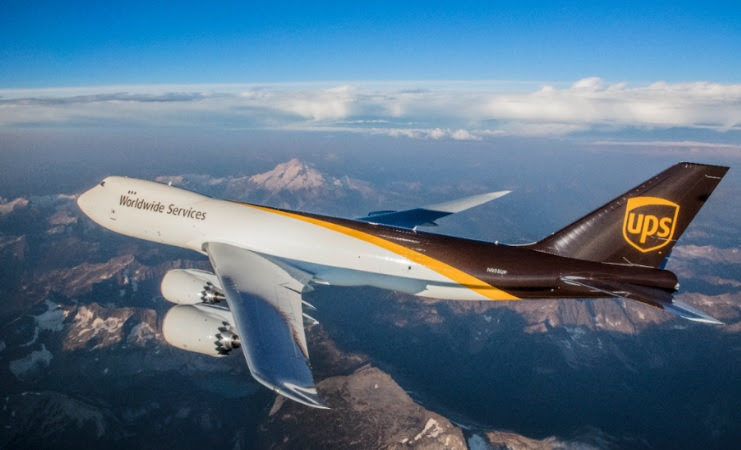 UPS adds over 200 flights to the Airbridge Coronavirus Relief Efforts Program