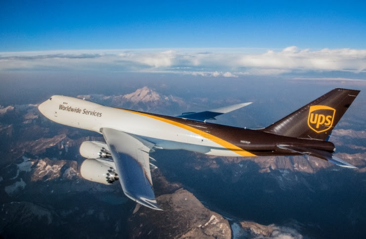 UPS adds over 200 flights to the Airbridge Coronavirus Relief Efforts Program