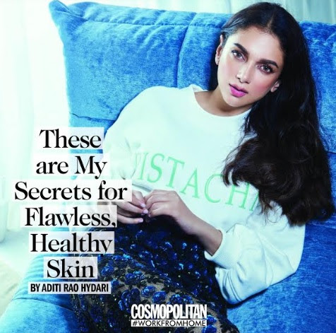 Cosmopolitan India Launches #WorkFromHome Issue