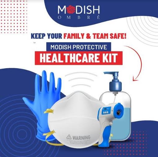 Modish Care Launches Modish Health Care Kit to Combat Coronavirus Outbreak