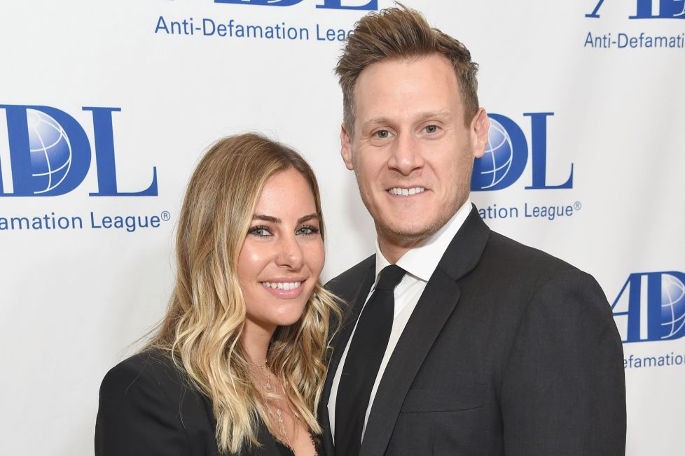 Trevor Engelson Welcome His First Child With Tracey Kurland