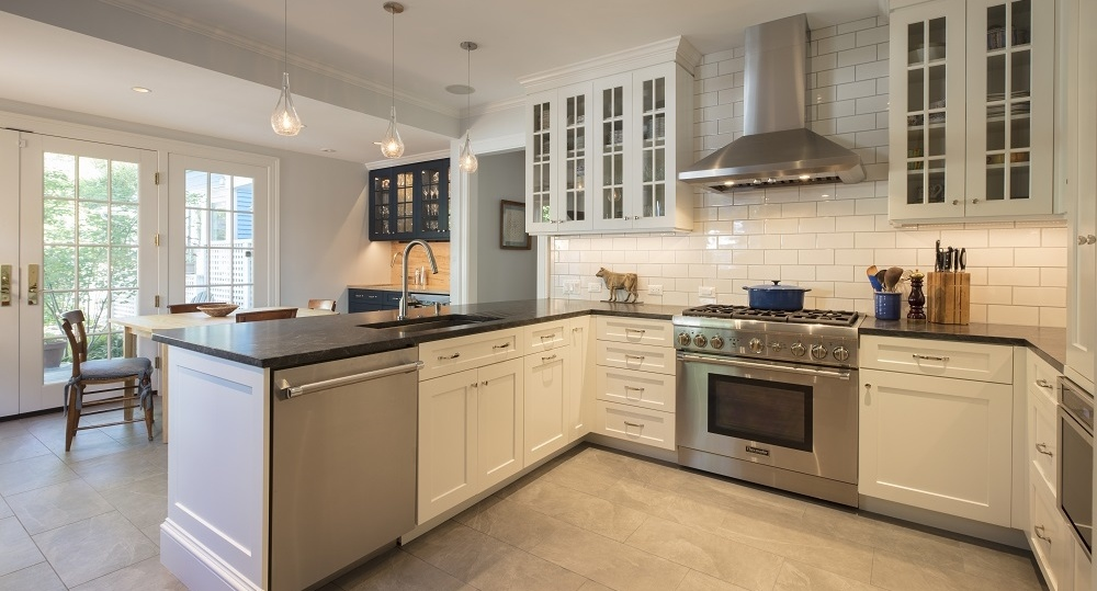 7 Tips To Maximise Space In Your Small Kitchen