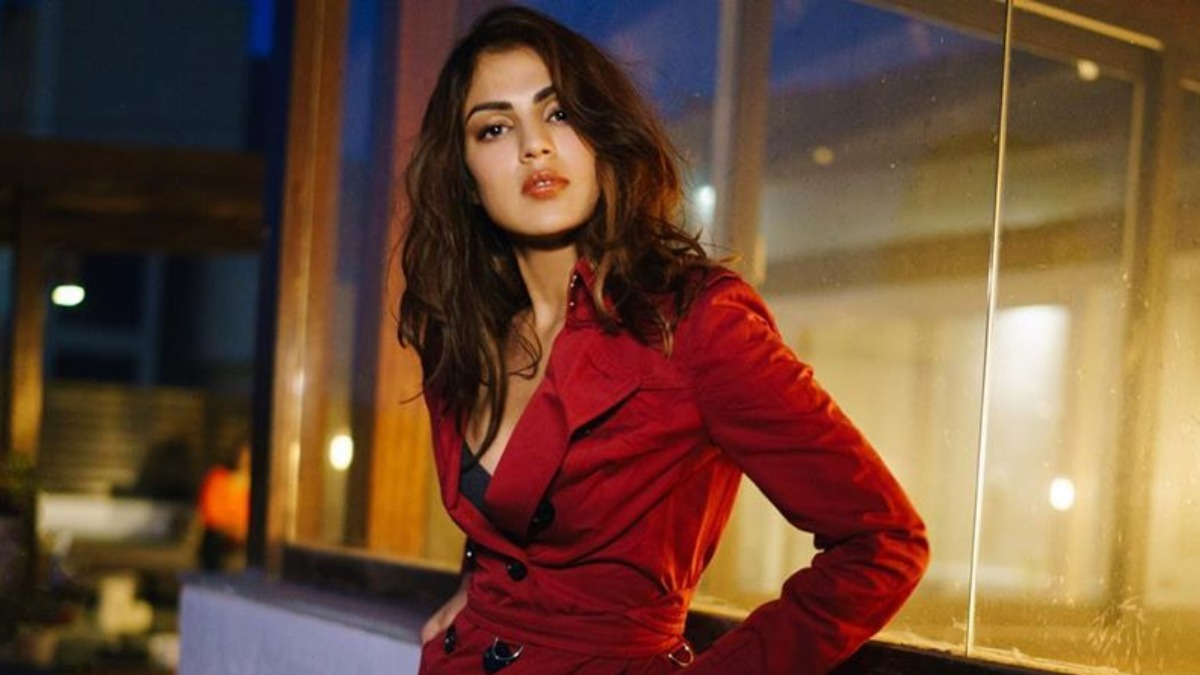 Revelations made by Rhea Chakraborty About Drag Mafia