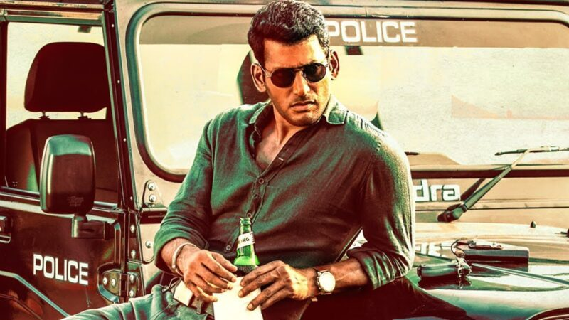 As Popular Celebrity Vishal Is Celebrating His Birthday Today
