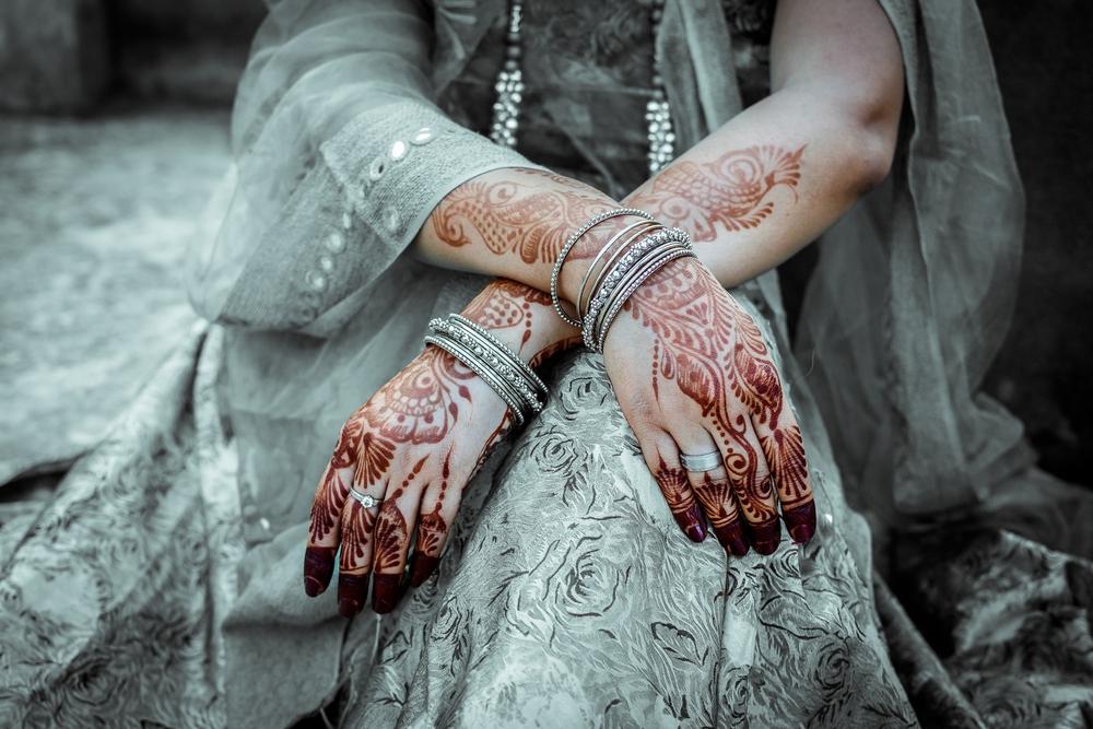 5 Beautiful Mehendi Designs For Brides