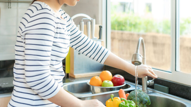What's The Best Way To  Disinfect Vegetables And Fruits Effectively
