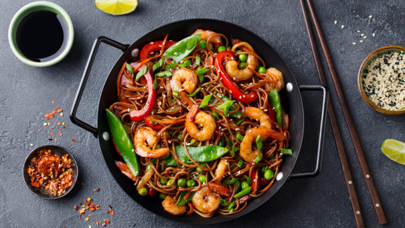 Food Hacks: You Should Try These 5 Noodles Recipes