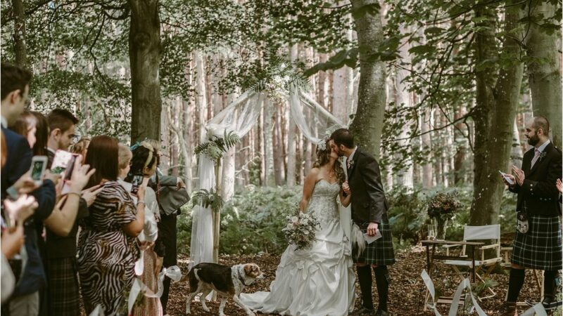 Best 5 Decor Ideas For a Stunning Forest Wedding