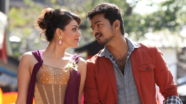 Thalapathy Vijay blundering Around On The Sets of Jilla You Should See.