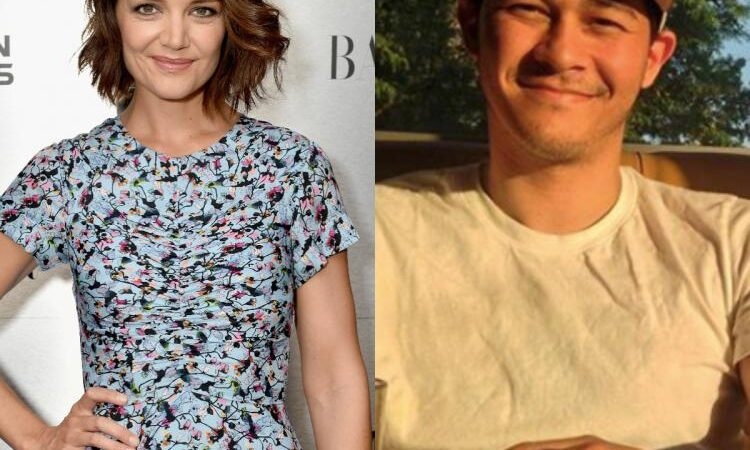 Katie Holmes texts new beau Emilio Vitolo Jr 'all day long'; New couple 'can't get enough of each other'
