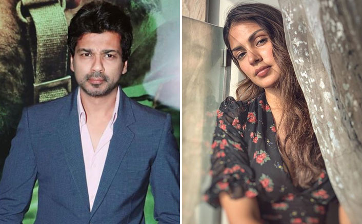 Producer Nikhil Dwivedi tells Rhea Chakraborty: When all this is finished, we Will Work With You