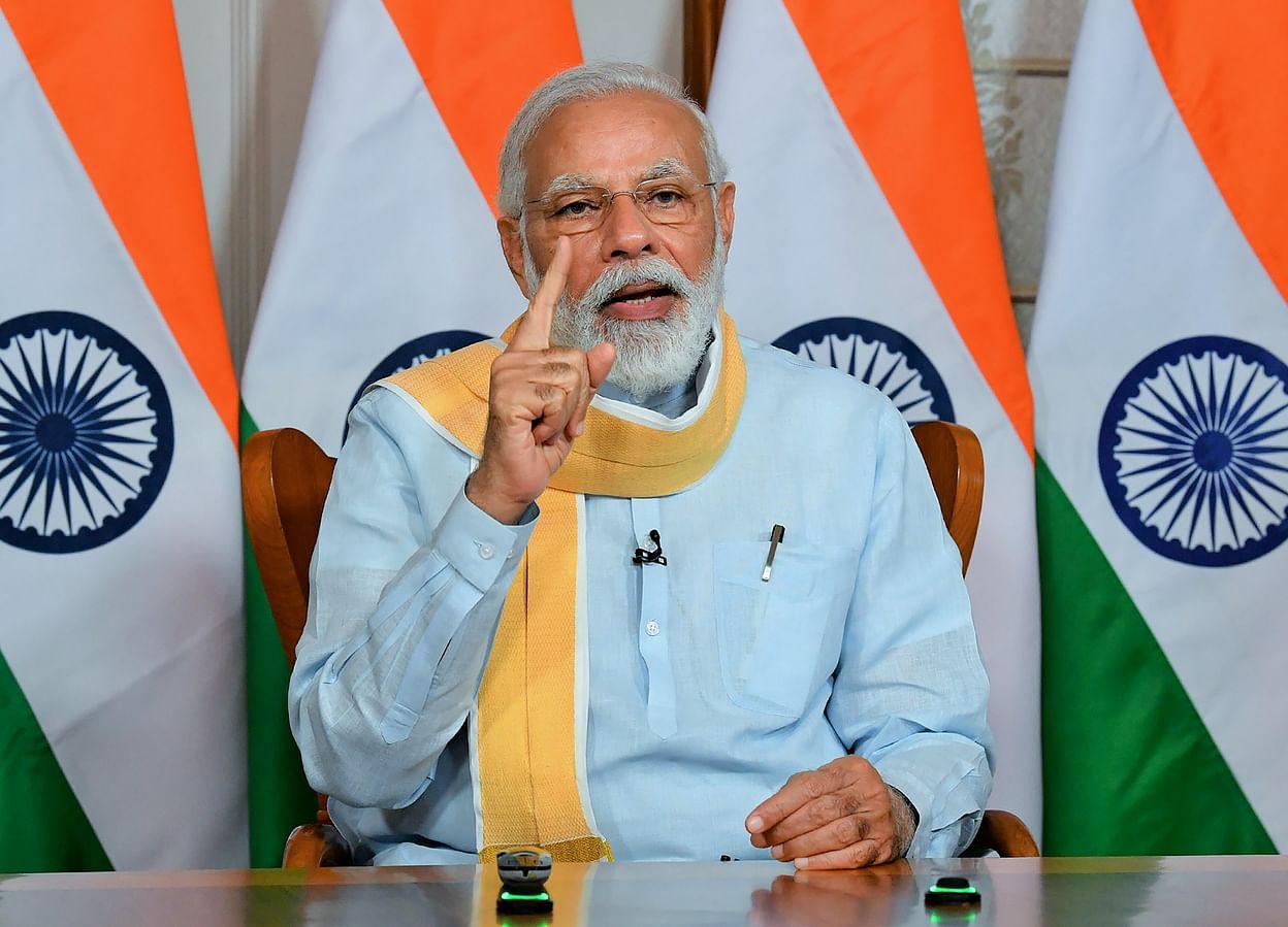 Despite Covid-19, 1.75 Lakh HomesWere Assembled Under PMAY, Says PM Modi