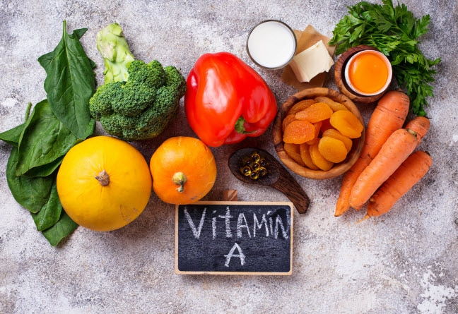 These Are Some Vitamin A sources