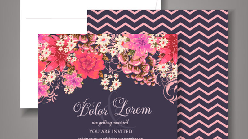 Here Are Some Tips For Unique Invitation Card Different From Your Others