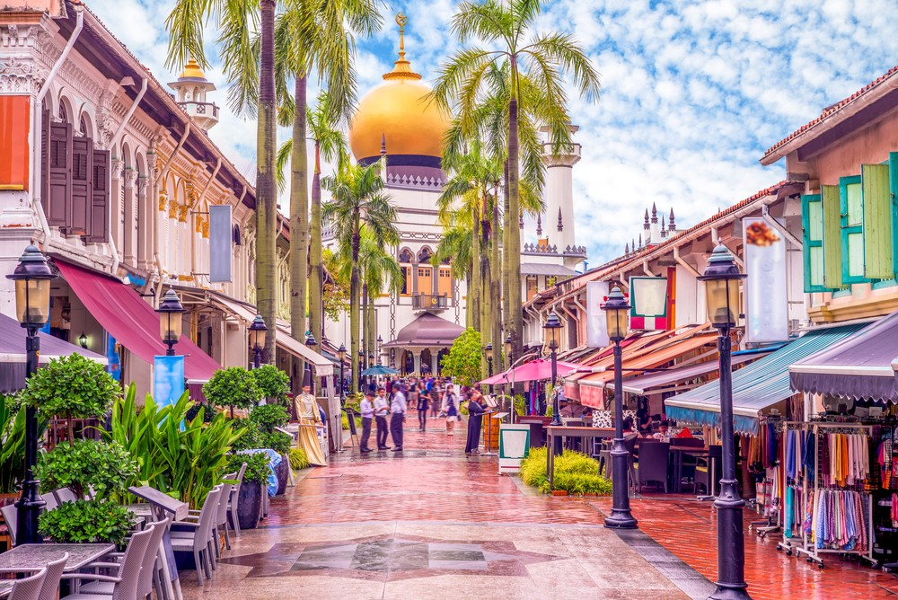 7 Romantic Honeymoon Destination In Singapore