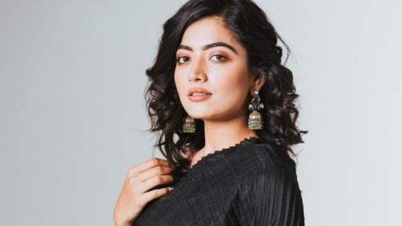 Rashmika Mandanna Coming Up Music Album With Badshah – Read More