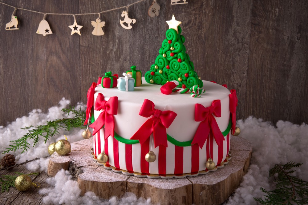 This Christmas bake your cake with this simple & easy step by step guide