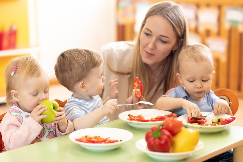 Most Important Things Is To Inculcate Good Eating Habits In Your Toddlers?
