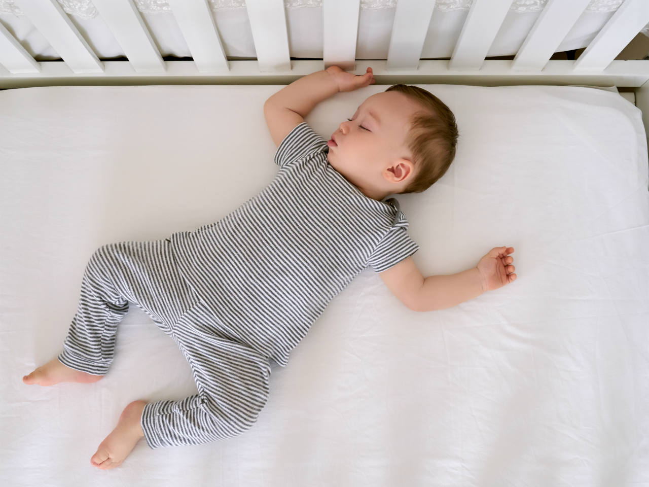 Here are some easy ways to help your baby get sound sleep