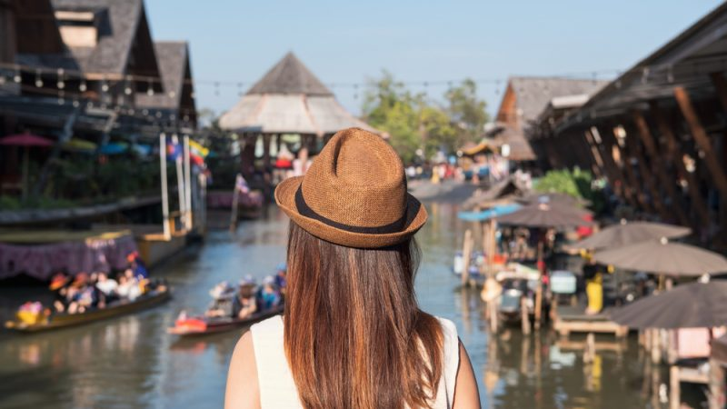 Here's The List Of Floating Markets In Thailand