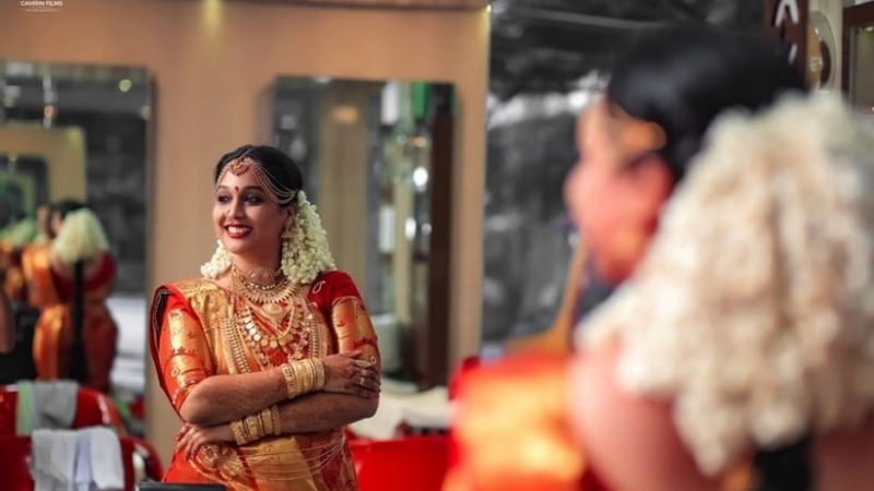 South Indian Bridal Look For Your Wedding