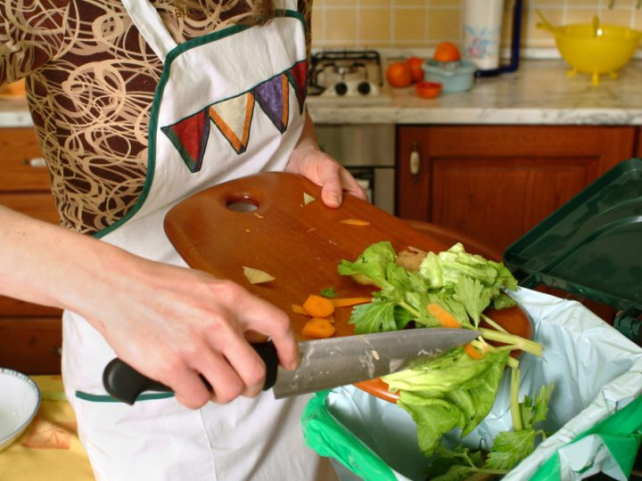 How to reduce waste in a commercial kitchen