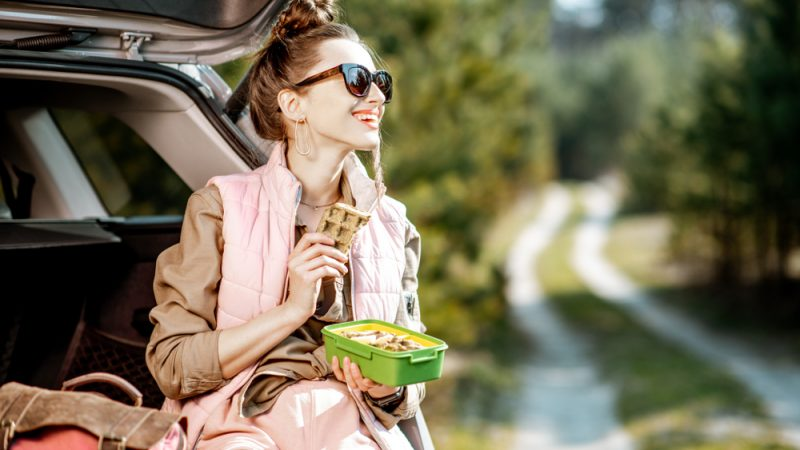 What are the best snacks for a road trip?