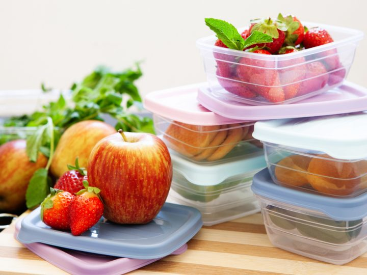 What are 5 guidelines for food refrigeration?