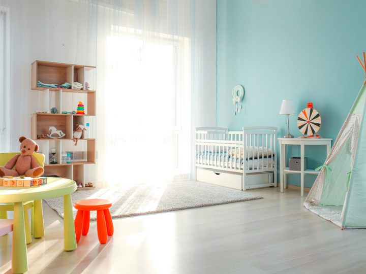 Newborn baby room decorating ideas