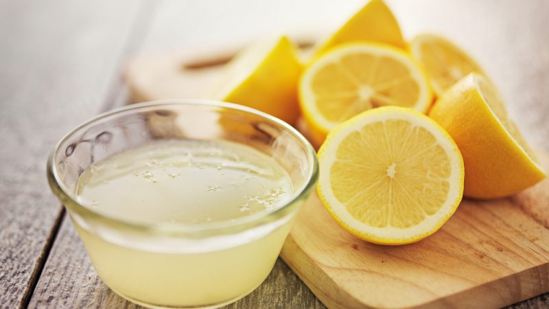 Lemon Recipes That Use As An Ingredient