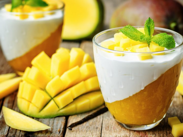 Try Special Mango Dessert Recipes Easy At Home