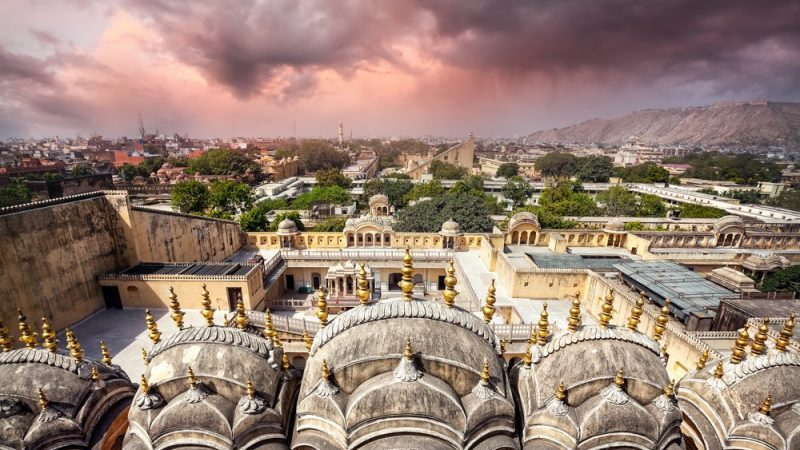 Places To Visit Rajasthan In Monsoon In 2021