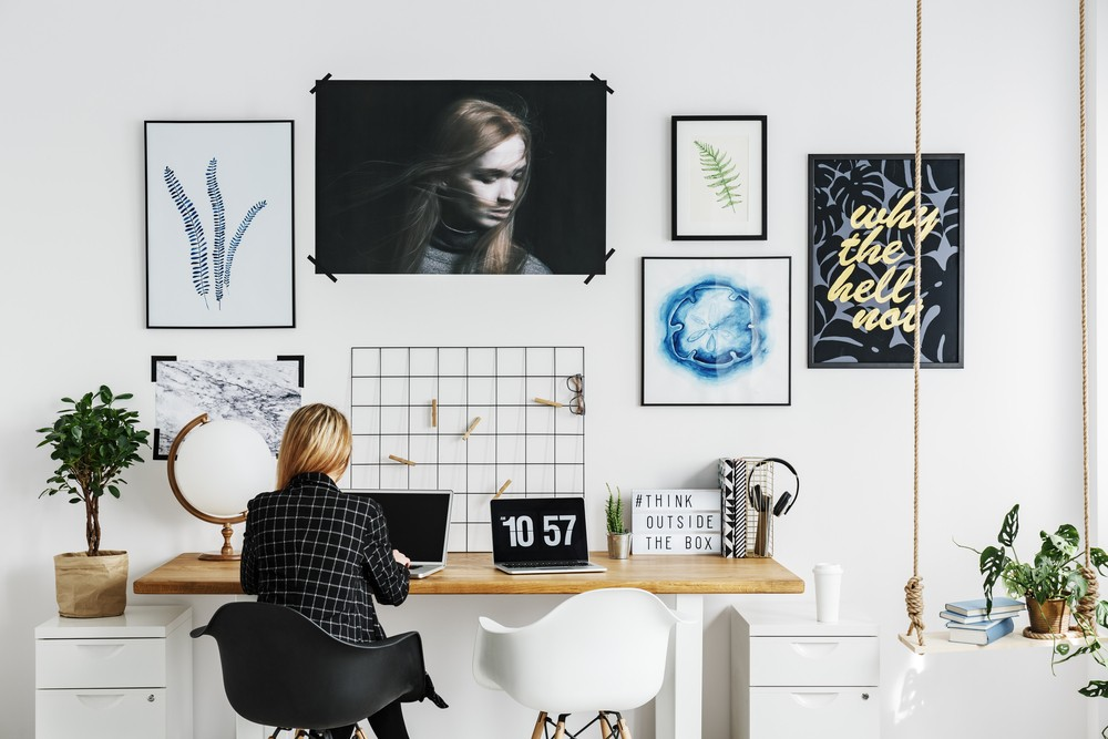 See How To Create A Good Work From Home Environment