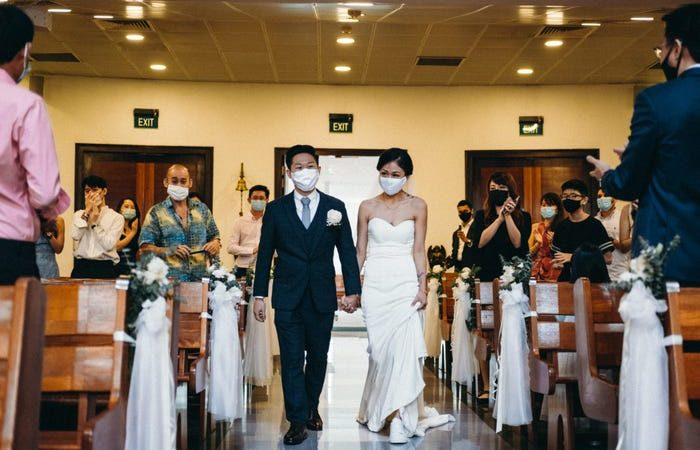 5 ways to plan a safe wedding amidst the COVID 19-second wave