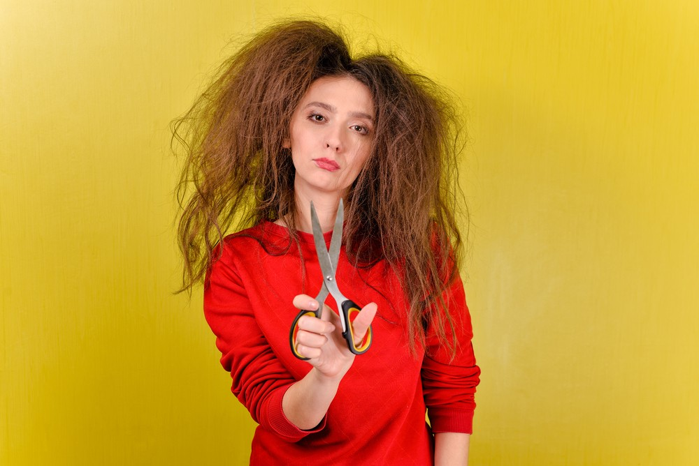 3 Hair mask & home remedies to Solve frizzy hair Problems