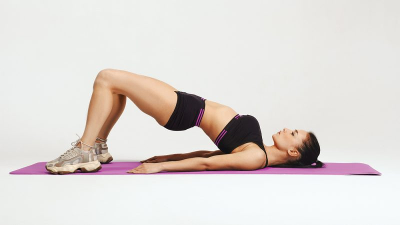 5 Yoga poses for women to reduce anxiety in COVID 19