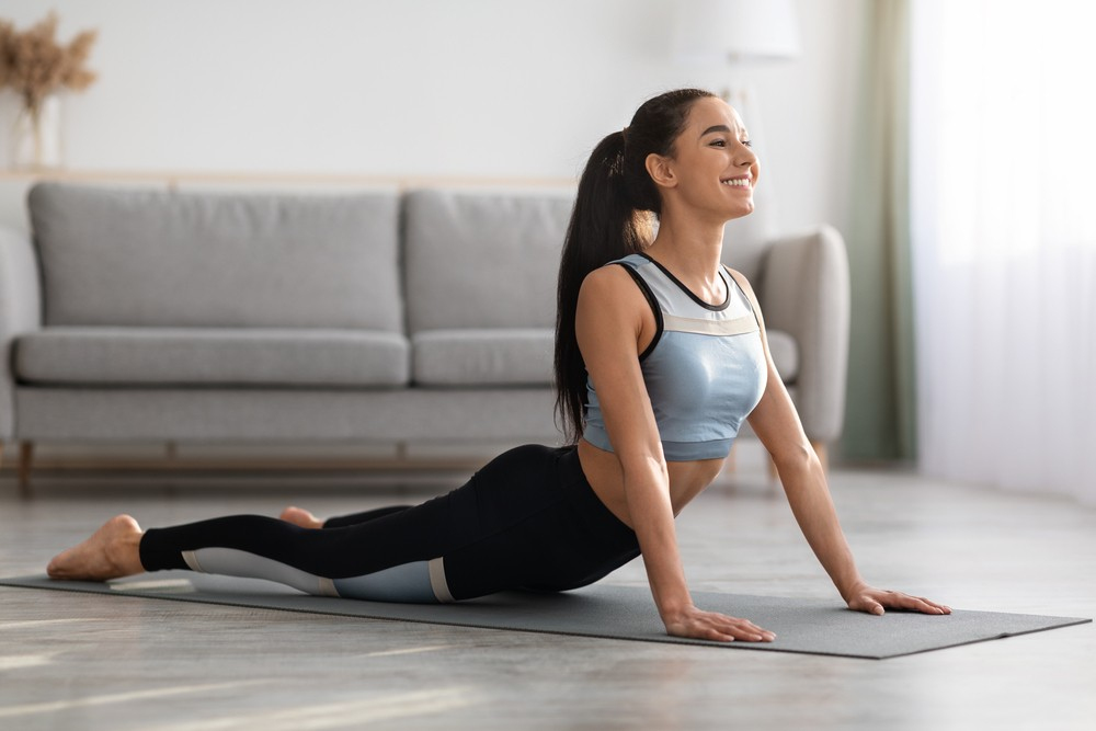 Try these 6 yoga poses for headaches